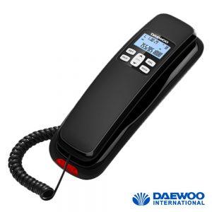 Telefone Digital Preto DAWEOO - (DTC-160)