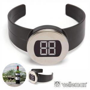 Termómetro Digital P/ Vinho VELLEMAN - (DTP7)