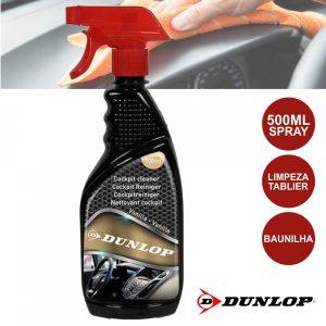 Spray De 500ml Limpeza Tablier Baunilha Dunlop - (DUN071)