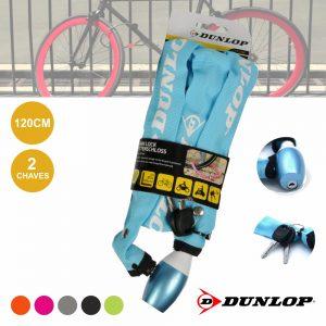 Cadeado Corrente 1.2m 3mm Dunlop - (DUN074)