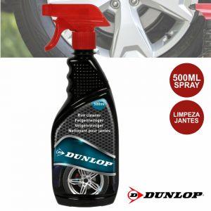 Spray De 500ml Limpeza Jantes Dunlop - (DUN095)