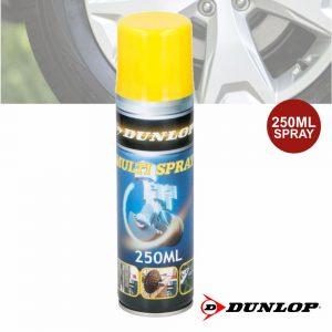 Spray De 250ml Multi-Usos Dunlop - (DUN389)