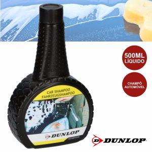 Champô Auto 500ml Dunlop - (DUN401)