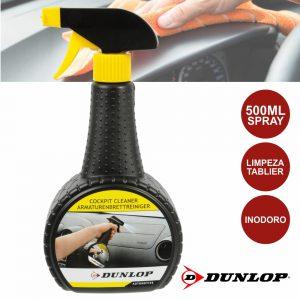 Spray De 500ml Limpeza Tablier Dunlop - (DUN432)
