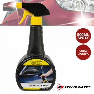 Spray De 500ml Cera Liquida Dunlop - (DUN449)