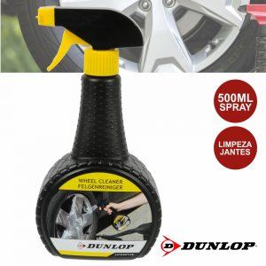 Spray De 500ml Limpeza Jantes Dunlop - (DUN463)
