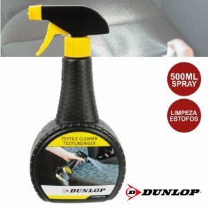 Spray De 500ml Limpeza Estofos Tecido Dunlop - (DUN470)