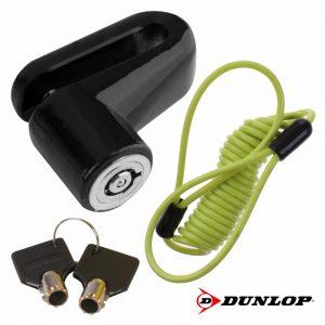 Cadeado Bloqueador Disco Mota Dunlop - (DUN600)