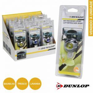 Ambientadores P/ Automóvel Várias Fragrâncias Dunlop - (DUN630)