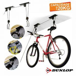 Suporte Bicicleta P/ Teto DUNLOP - (DUN639)