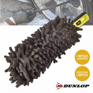 Escova De Limpeza Automóvel Microfibras Dunlop - (DUN685)