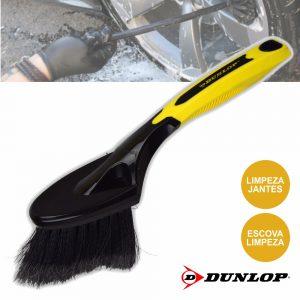 Escova De Limpeza Automóvel P/ Jantes Dunlop - (DUN692)
