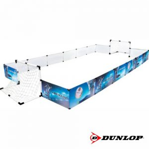 Campo de Futebol P/ Crianças 426x235x36cm DUNLOP - (DUN814A)