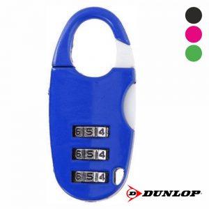 Cadeado De Combinação Dunlop - (DUN863)