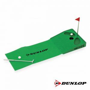 Campo de Mini-Golf P/ Crianças 20x4.5x15cm DUNLOP - (DUN955)
