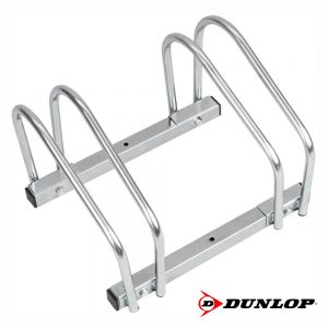 Suporte de Estacionamento P/ 2 Bicicletas DUNLOP - (DUN966)