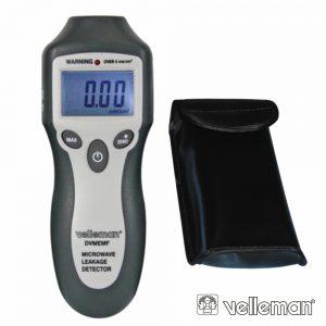 Detector De Fugas Microndas VELLEMAN - (DVMEMF)