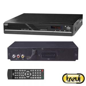 Leitor Cd/Dvd C/ USB Comando TREVI - (DVMI3580HD)