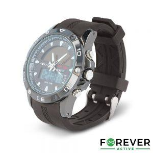 Relógio Digital C/ Alarme Clássico À Prova De Água FOREVER - (DW-300)
