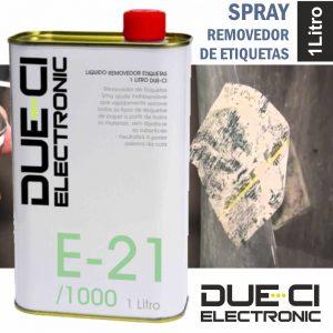 Líquido Removedor Etiquetas 1 Litro Due-Ci - (E-21/1000)