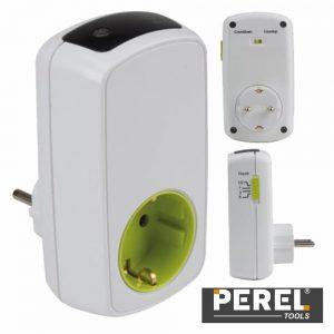 Temporizador Digital Contagem Decrescente Perel - (E305DC-G)