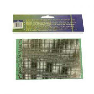 Placa Circuito Impresso Perfurada Em Linhas 100x160mm - (ECL)