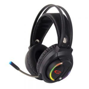 Auscultadores Gaming C/ LED RGB - (EGH470)