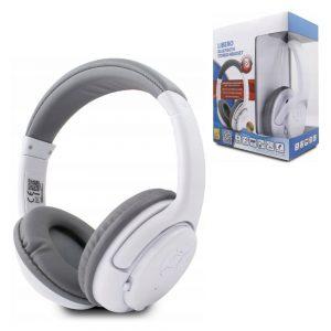 Auscultadores Bluetooth S/ Fios Stereo Brancos - (EH163W)