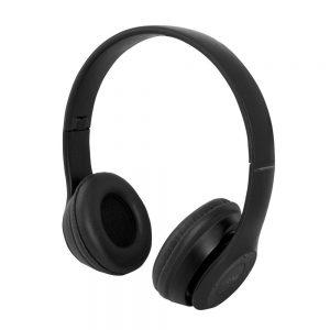 Auscultadores Bluetooth S/ Fios Stereo Pretos - (EH215K)