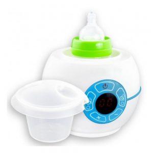 Aquecedor De Biberões Digital P/ Bebés 230V C/ Recipiente - (EKB003)