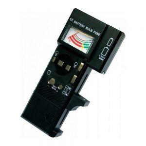 Testador De Baterias Universal AA/AAA/C/D/9V/1.5V - (ELECT825)