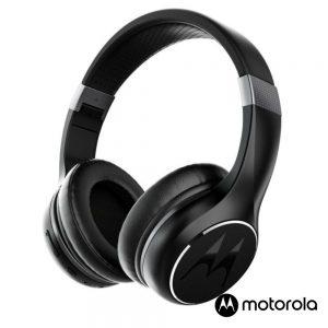 Auscultadores Bluetooth S/ Fios Preto MOTOROLA - (ESCAPE220BK)