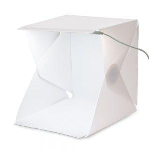 Estúdio Fotografia Portátil C/ Iluminação LED - (EFP01)