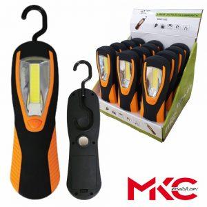 Expositor 12 Lanternas LED Magnética C/ Gancho 150lm Mkc - (MKC082)