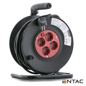 Extensão Tomada Elétrica C/ 4 Saídas 25M ENTAC - (ESCRG4-25)