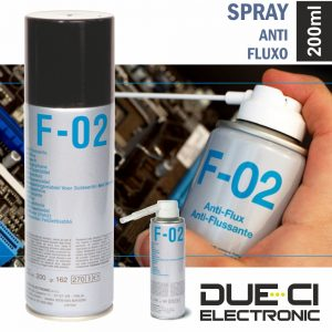 Spray De 200ml Anti-Fluxo Due-Ci - (F-02)