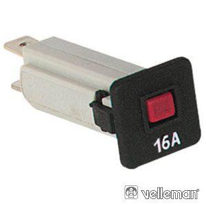 Fusível Automático 16a 250vac - (FA16)
