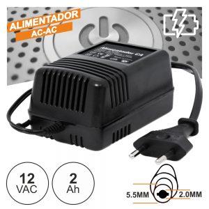 Alimentador Switching AC-AC 12V 2a - (FAS12V2AC)