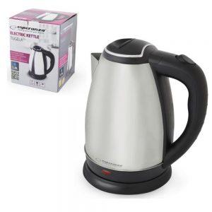 Fervedor De Água Elétrico Inox Polido 2200W 1.8l - (EKK004S)