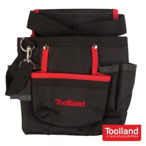 Bolsa De Cintura P/ Ferramentas TOOLLAND - (FI66)