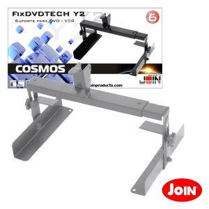 Suporte Dvd 400mmx120mm P/Fixtech Cinzento JOIN - (FIXDVDTECHY2C)