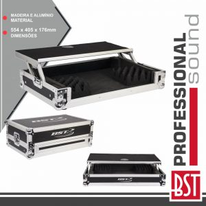 Mala Transporte DJ P/ Controlador DDJ Sr + Portátil BST - (FL-SR)