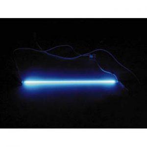 Lâmpada Tubular 180-800v Néon 30cm Azul HQ POWER - (FLB)