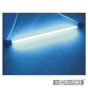 Lâmpada Tubular 180-800v Néon 10cm Azul HQ POWER - (FLB1)