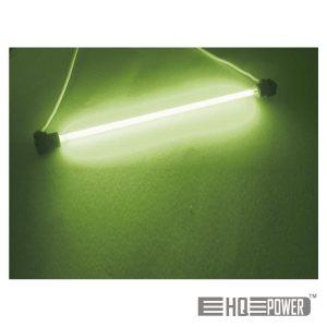 Lâmpada Tubular 180-800v Néon 10cm Verde HQ POWER - (FLG1)