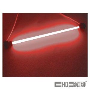 Lâmpada Tubular 180-800v Néon 10cm Vermelho HQ POWER - (FLR1)