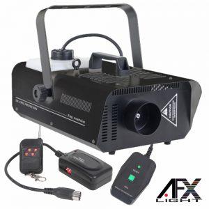 Máquina De Fumo 1500W C/ 2 Comandos Afx Light - (FOG1500ECO)