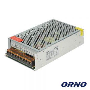 Fonte De Alimentação Industrial 12V 250W 20.8A ORNO - (OR-ZL-1637)
