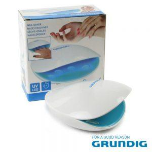 Forno LED UV P/ Unhas Gel GRUNDIG - (13053)