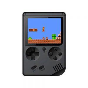 Consola de Jogos Compacta C/ Tela Colorida E 400 Jogos - (GAMEBOX400A)